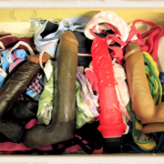 dildo panty drawer