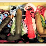 dildo panty drawer