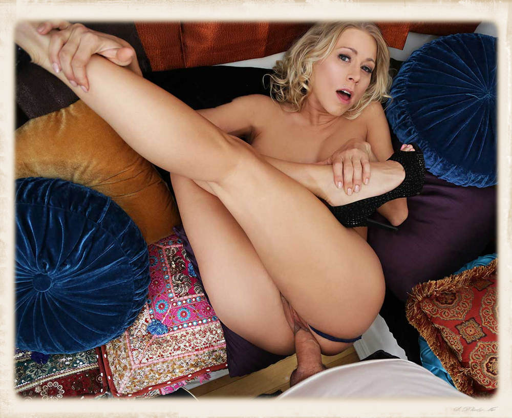 Katie Morgan legs!