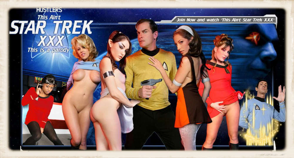 This Ain't Star Trek XXX
