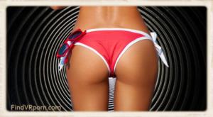 bikini ass