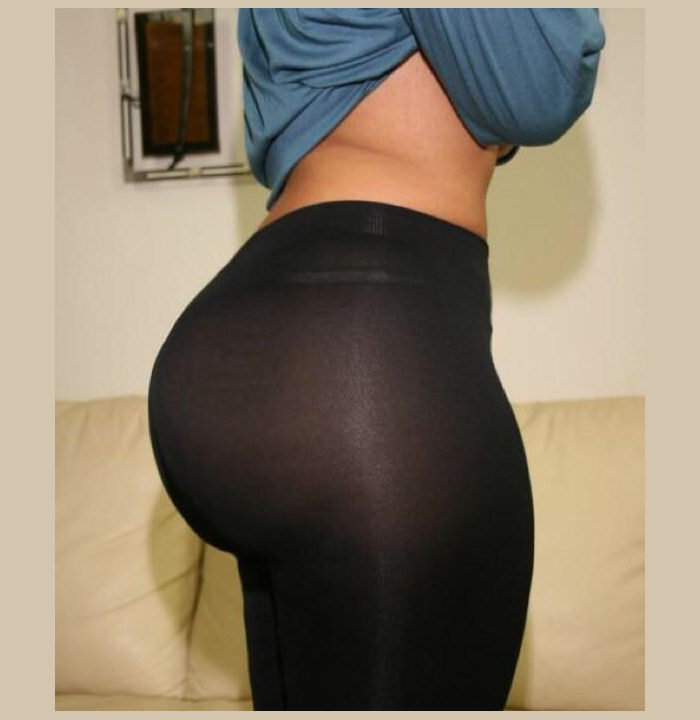 black yoga pants female ass big
