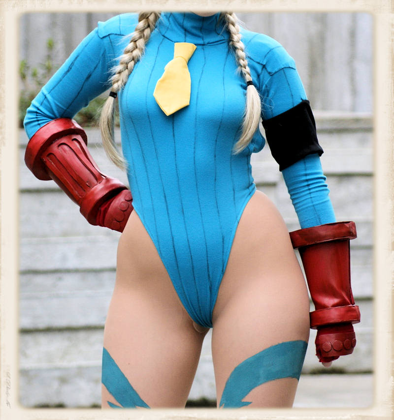 Cammy White cosplay