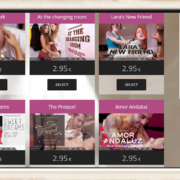 There are a number of Virtual Real Passion movies available for individual purchase
