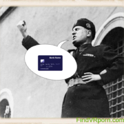 dictator with credit card