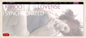 Virtual Real Passion is also compatible with Kiiroo and Lovense