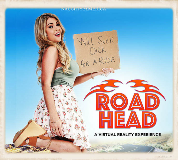 feature image for Road Head VR movie