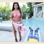 Jenna Foxx stripping
