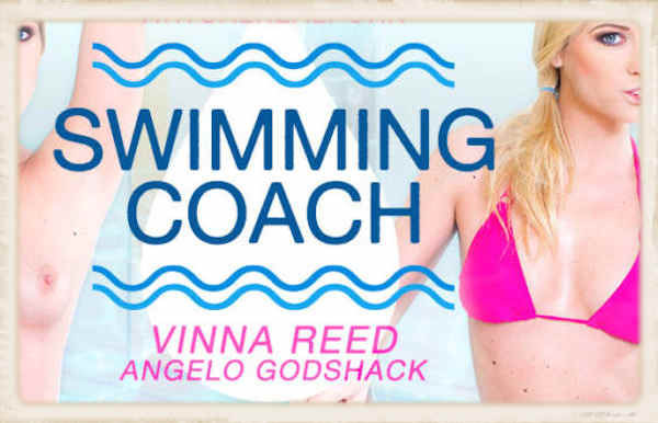 Vinna Reed Swimming Coach