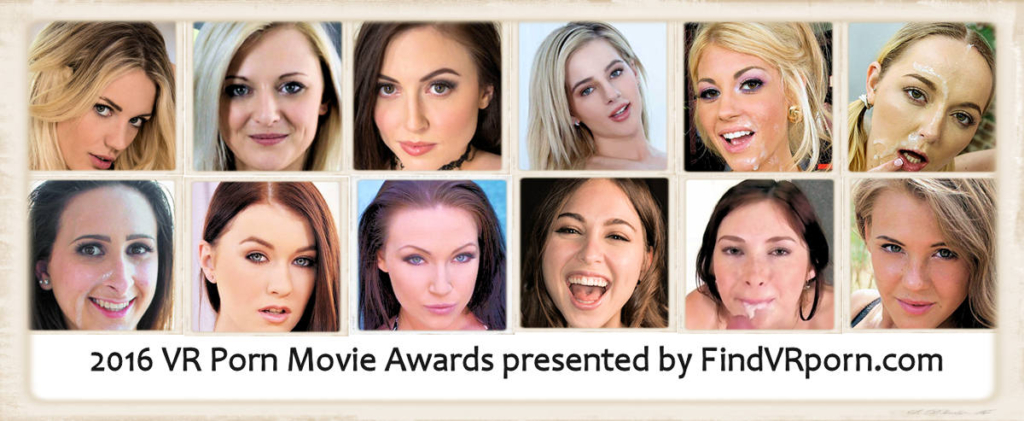 2nd Annual VR Porn Movie Awards 2016 PART 2