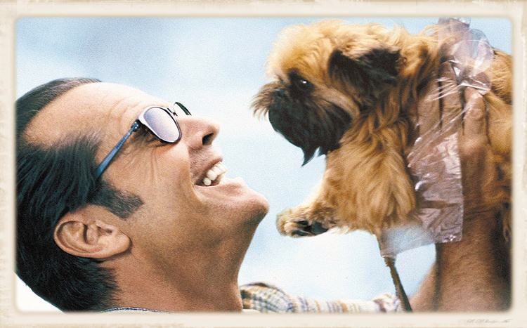 In the Holly blockbuster As Good As It Gets, Mr. Nicholson gives a very cutey-pie unrealistic portrayal of OCD