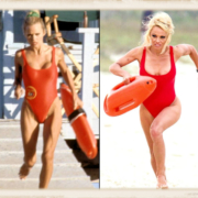 Baywatch swimsuits horny