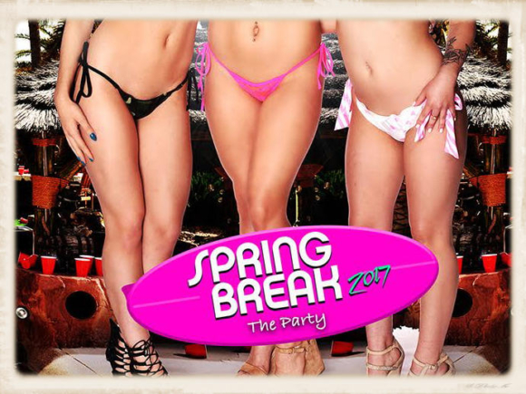 Spring Break header