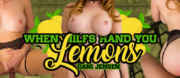 Dani Jensen in When Milfs Hand You Lemons