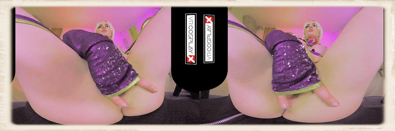 Carly Rae Summers VR masturbation