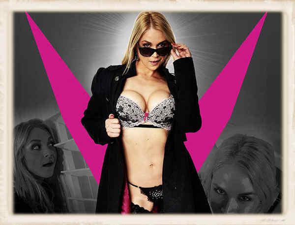 Sarah Vandella VR porn review feature image