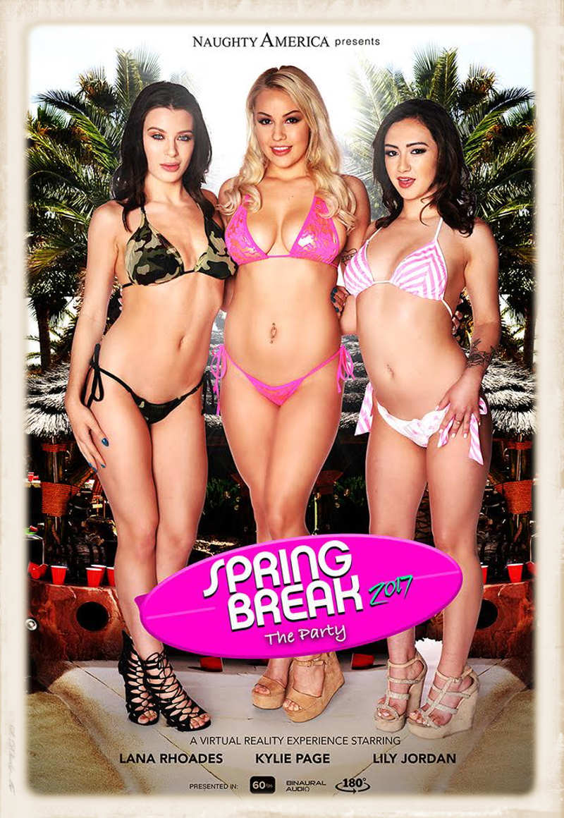 Naughty Spring Breakers