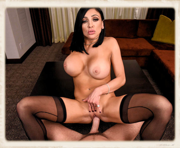 sex with Audrey Bitoni