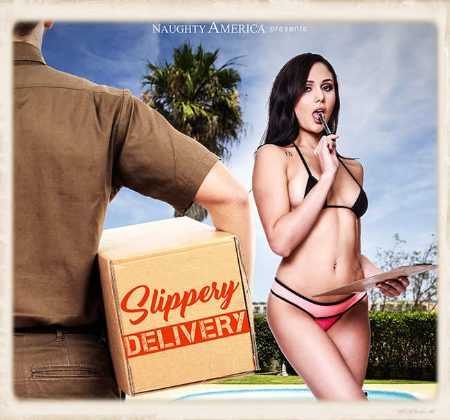 Ariana Marie Slippery Delivery header image