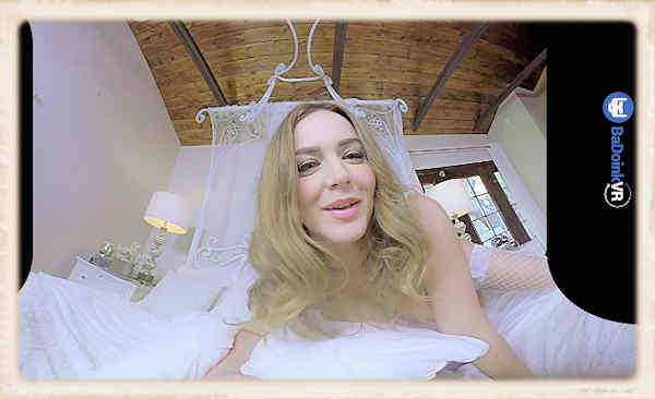 Natasha Nice vr porn bride review