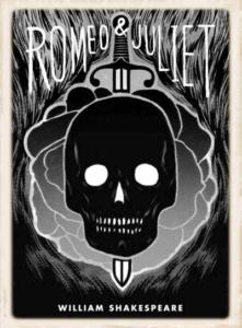 Romeo Juliet book cover