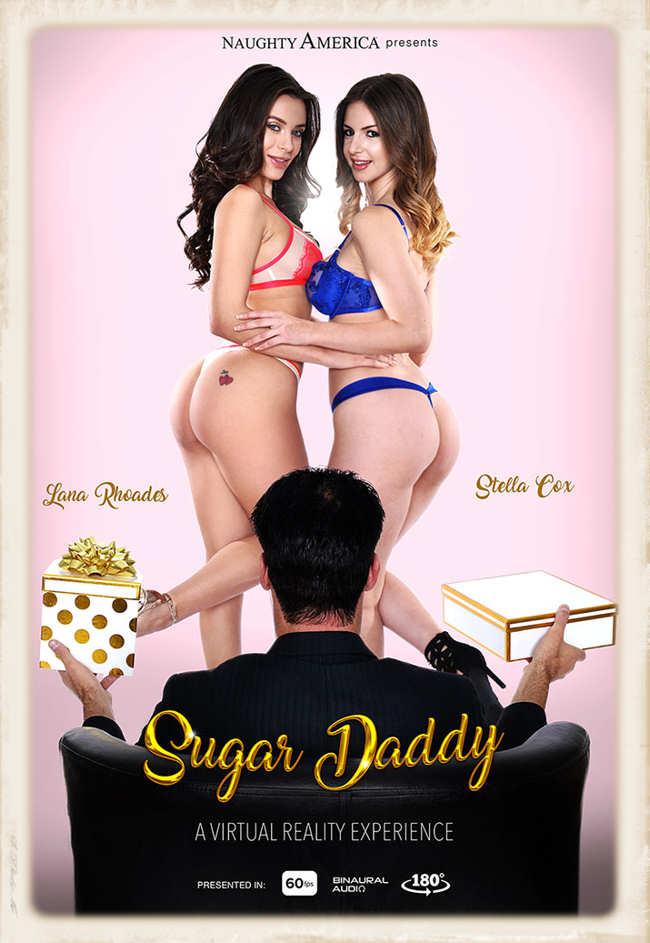 Sugar Daddy starring Lana Rhoades and Stella Cox