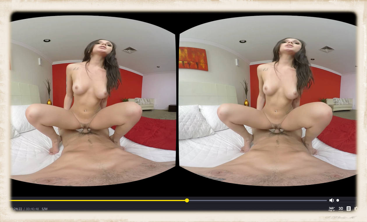 Ariana Marie upright cowgirl