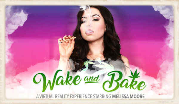 Wake Bake Melissa Moore VR review
