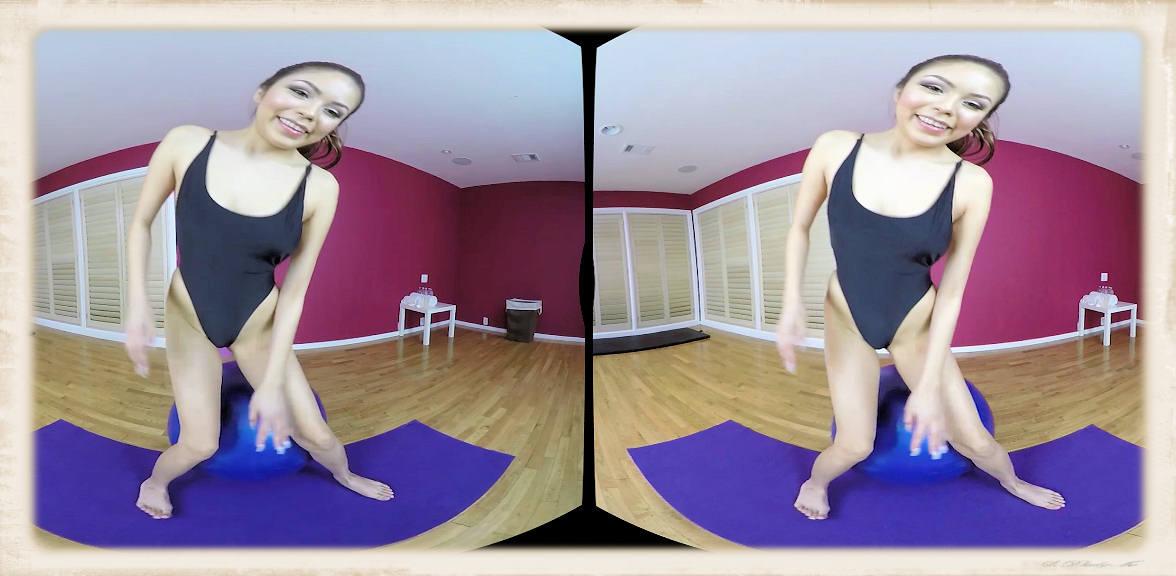 yoga teasing Sami Parker