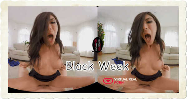Virtual Real Porn Black Week