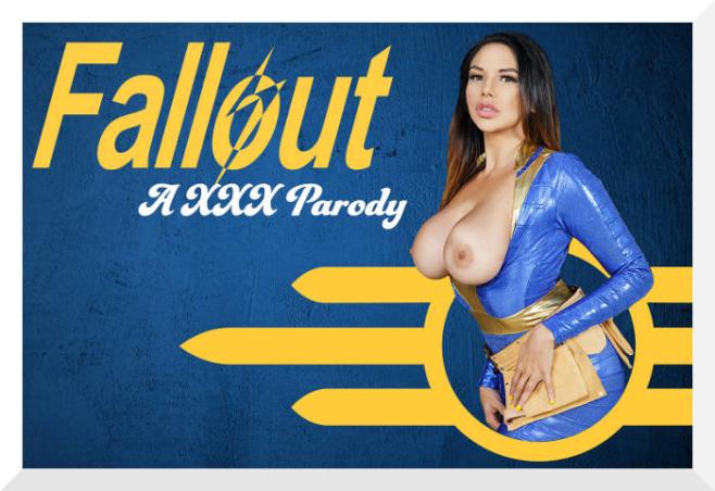 Fallout XXX Parody with Missy Martinez