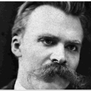Nietzsche on a vr porn blog