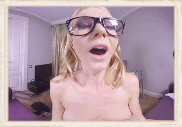 Nancy A VR porn truncation