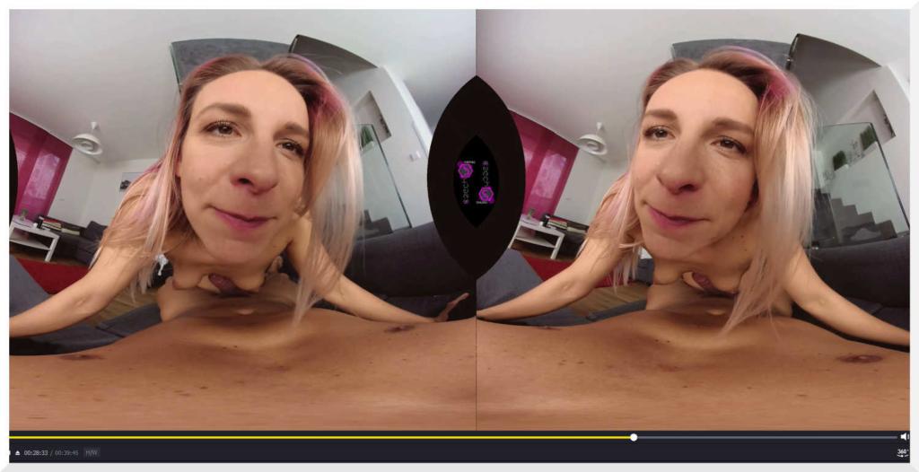 VR face time Bianca Czech VR
