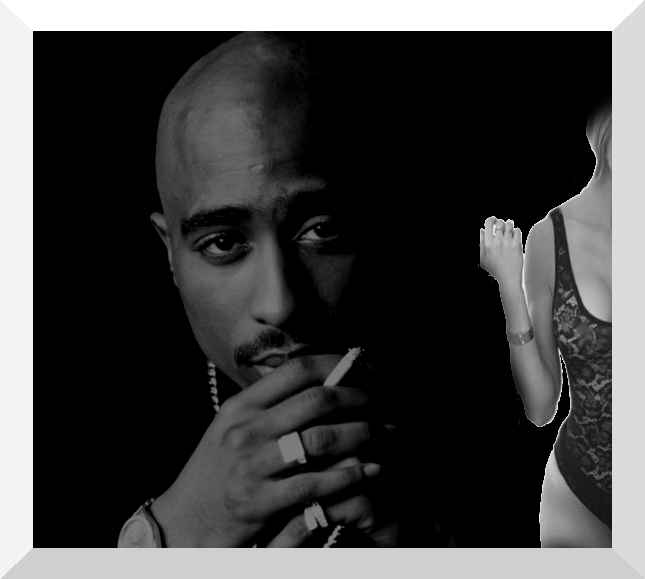 Tupac porn graphic