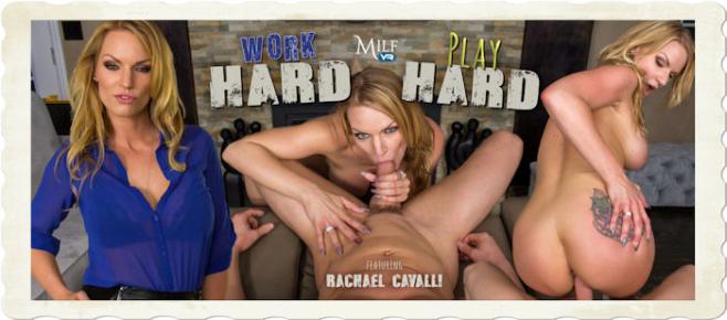 Rachael Cavalli Work Hard Play Hard header picture