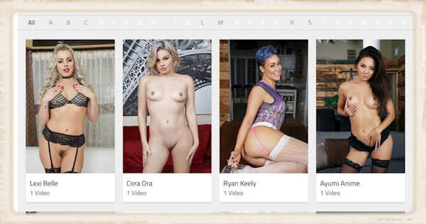 BabeVR.com feature women image