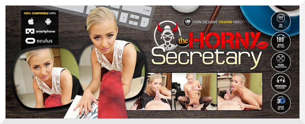 Hi there Ms. Cayla Lyons... I see you're a horny secretary, baby!