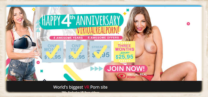 Virtual real Porn discount