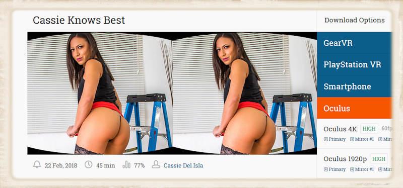 Cassie Del Isla stars in Cassie Knows Best