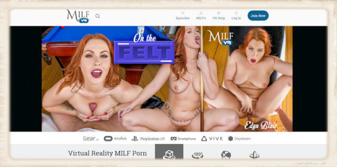 header image with Edyn Blair for free VR porn teasers article