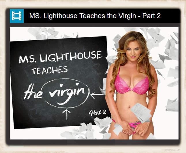 Ms. Lighthouse Teaches the Virgin