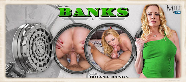 Briana Banks You Can Banks On It promo
