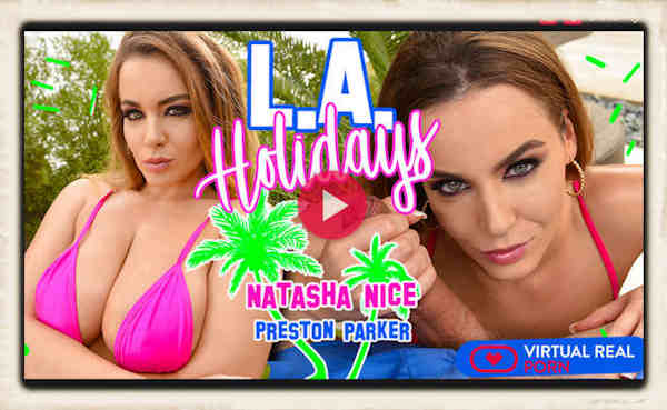 LA Holidays Natasha Nice review