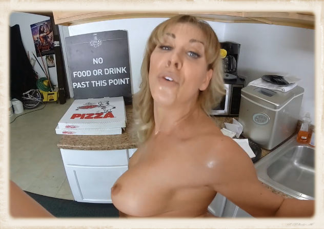 Cherie Deville stand up twist and fuck feature image for review