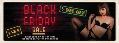 VR Bangers Black Friday sub special