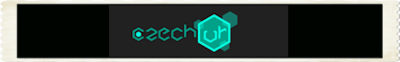CzechVR black background logo