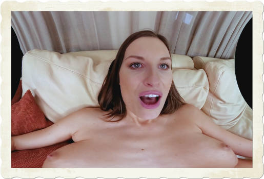 Jennifer and CVR simulates missionary in this face fetish/face-centric release
