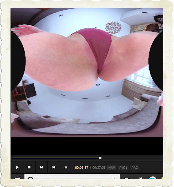 Jolee Love pussy panties