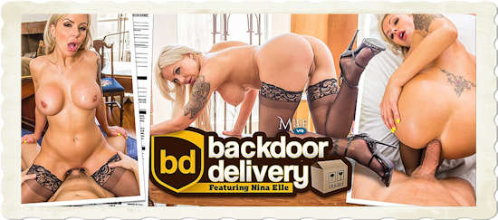 Nina Elle Backdoor Delivery